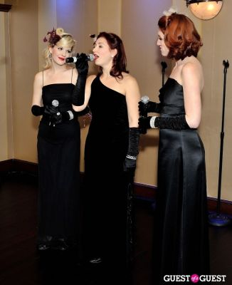 the manhattan-dolls in Champagne & Song Gala Celebrating Sage Eldercare