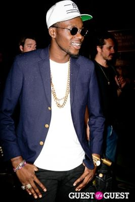 theophilus london in New Yorkers for Children 2012 Fall Gala