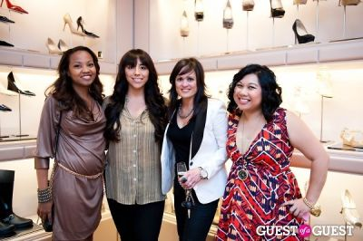 therese quiao in Spring Charity Shopping Event at Nival Salon and Jimmy Choo