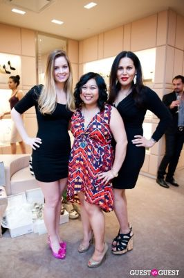 consuella lopez in Spring Charity Shopping Event at Nival Salon and Jimmy Choo