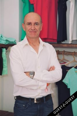 thierry campenio in Scalise LA Launch Event