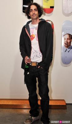 thierry laurent in Ed Hardy:Tattoo The World documentary release party