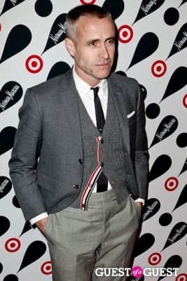 thom browne in Target and Neiman Marcus Celebrate Their Holiday Collection