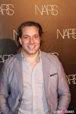 thom filcia in NARS Cosmetics Launch