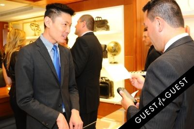 thom su in Hartmann & The Society of Memorial Sloan Kettering Preview Party Kickoff Event