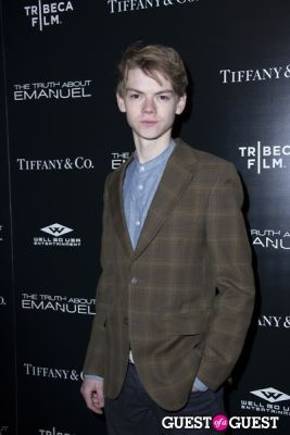 thomas brodie-sangster in Premiere Of Tribeca Film And Well Go USA's