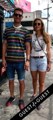 eda damhaug in Summer 2014 NYC Street Style