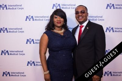 thomas tweh in International Medical Corps Gala
