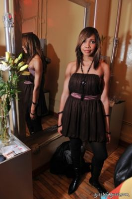 tia walker in Mizani Presents Wellington Hair Spa 25th Anniversary