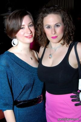 tiana cornelius in Paper Magazine Beautiful People Party