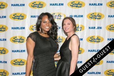 nadine padilla in Serafina Harlem Opening
