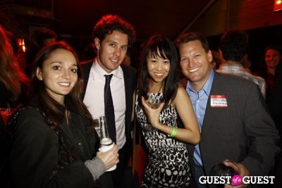 tiffany luck in Path Private Roof Party