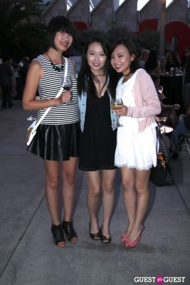 tiffany yu in Eater 2013 Young Guns at LACMA