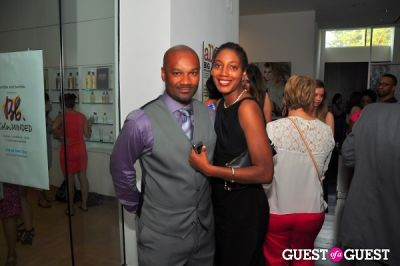 jennifer streaks in Nival Salon and Spa Launch Party