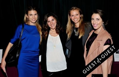 alissa jacob in 92Y's Emerging Leadership Council second annual Eat, Sip, Bid Autumn Benefit
