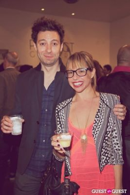 tim dvorak in Private Reception of 'Innocents' - Photos by Moby