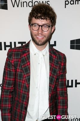 timo weiland in Whitney Museum of American Art's 2012 Studio Party