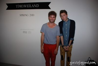 timo weiland in Timo Weiland Showcase - Spring 2010