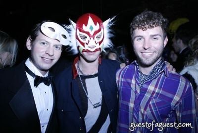 jeff smith in Lydia Hearst's Masquerade Party