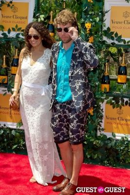 timo weiland in Veuve Clicquot Polo Classic 2013
