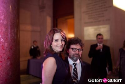 tina fey in American Museum of Natural History Gala
