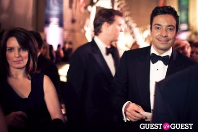 jimmy fallon in American Museum of Natural History Gala