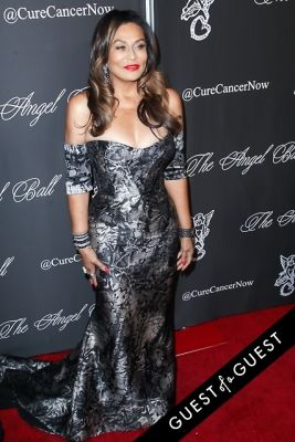 tina knowles in Angel Ball 2014