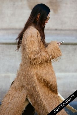 tina leung in Paris Fashion Week Pt 2