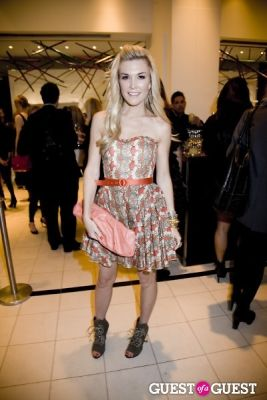 tinsley mortimer in Alice and Olivia Opening