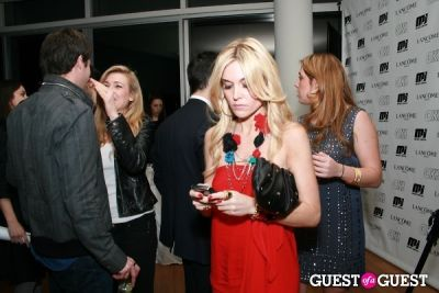 tinsley mortimer in OK! & Music Unites present Melanie Fiona at the Cooper Square Hotel Penthouse