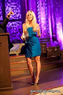 tinsley mortimer in Naughty Auction 2009 benefiting NAF