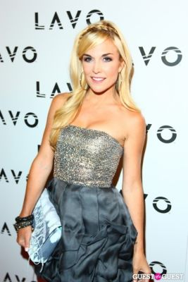 tinsley mortimer in Grand Opening of Lavo NYC