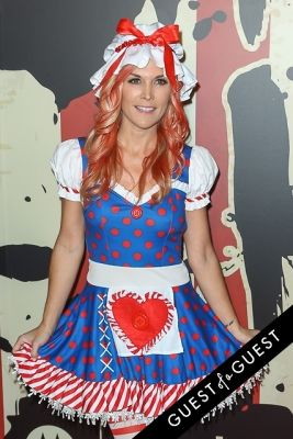tinsley mortimer in Heidi Klum's 15th Annual Halloween Party