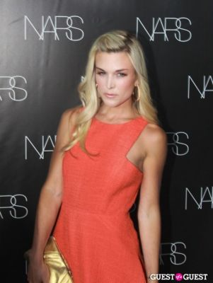 tinsley mortimer in NARS Cosmetics Launch