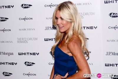 tinsley mortimer in Whitney 2011 Studio Party