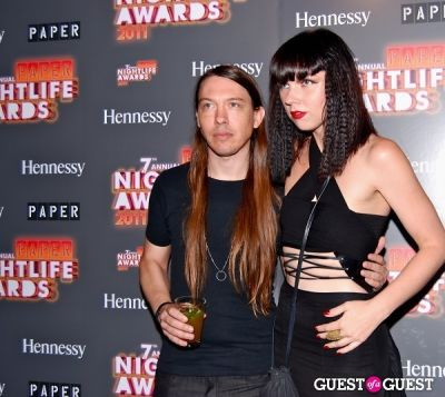 todd pendu-and-jenni-hensler in 7th Annual PAPER Nightlife Awards