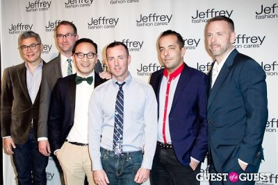dan rothman in Jeffrey Fashion Cares 10th Anniversary Fundraiser