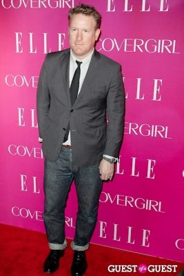 todd snyder in ELLE Women In Music Issue Celebration