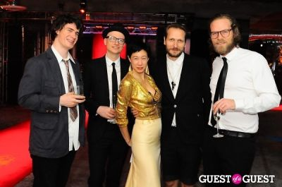 mikkel hess in The New Museum Spring Gala 2011