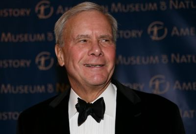 tom brokaw in The Museum Gala - American Museum of Natural History