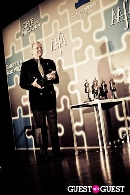 tom brokaw in AAFA 32nd Annual American Image Awards & Autism Speaks