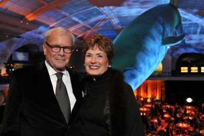 tom brokaw in American Museum of Natural History Gala 2014
