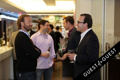 richard glosser in Silicon Alley Golf Cocktail Party