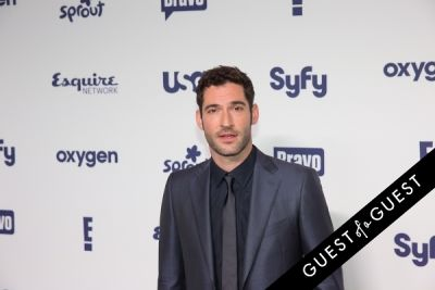 tom ellis in NBCUniversal Cable Entertainment Upfront