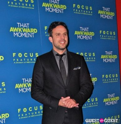 tom gormican in That Awkward Moment Premiere