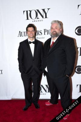 brian yorkey in The Tony Awards 2014