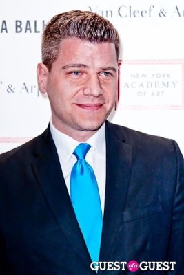 tom murro in New York Academy of Art 2012 Tribeca Ball
