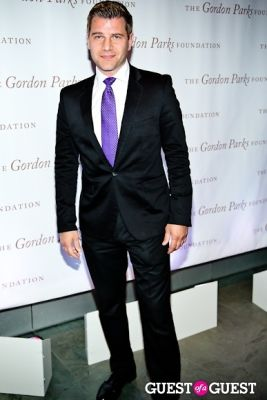 tom murro in Gordon Parks Centennial Gala