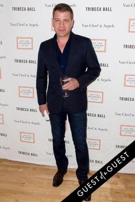 tom murro in NY Academy of Art's Tribeca Ball to Honor Peter Brant 2015