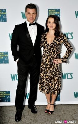 sasha cohen in Wildlife Conservation Society Gala 2013